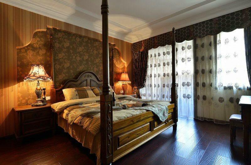 美式风格壁纸1005|墙纸壁布|伊卡洛斯窗帘布艺图片