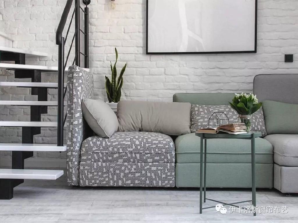简约复式楼沙发