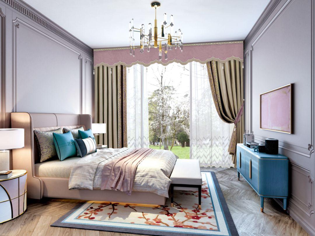 家居软装如何通过窗帘提升品质