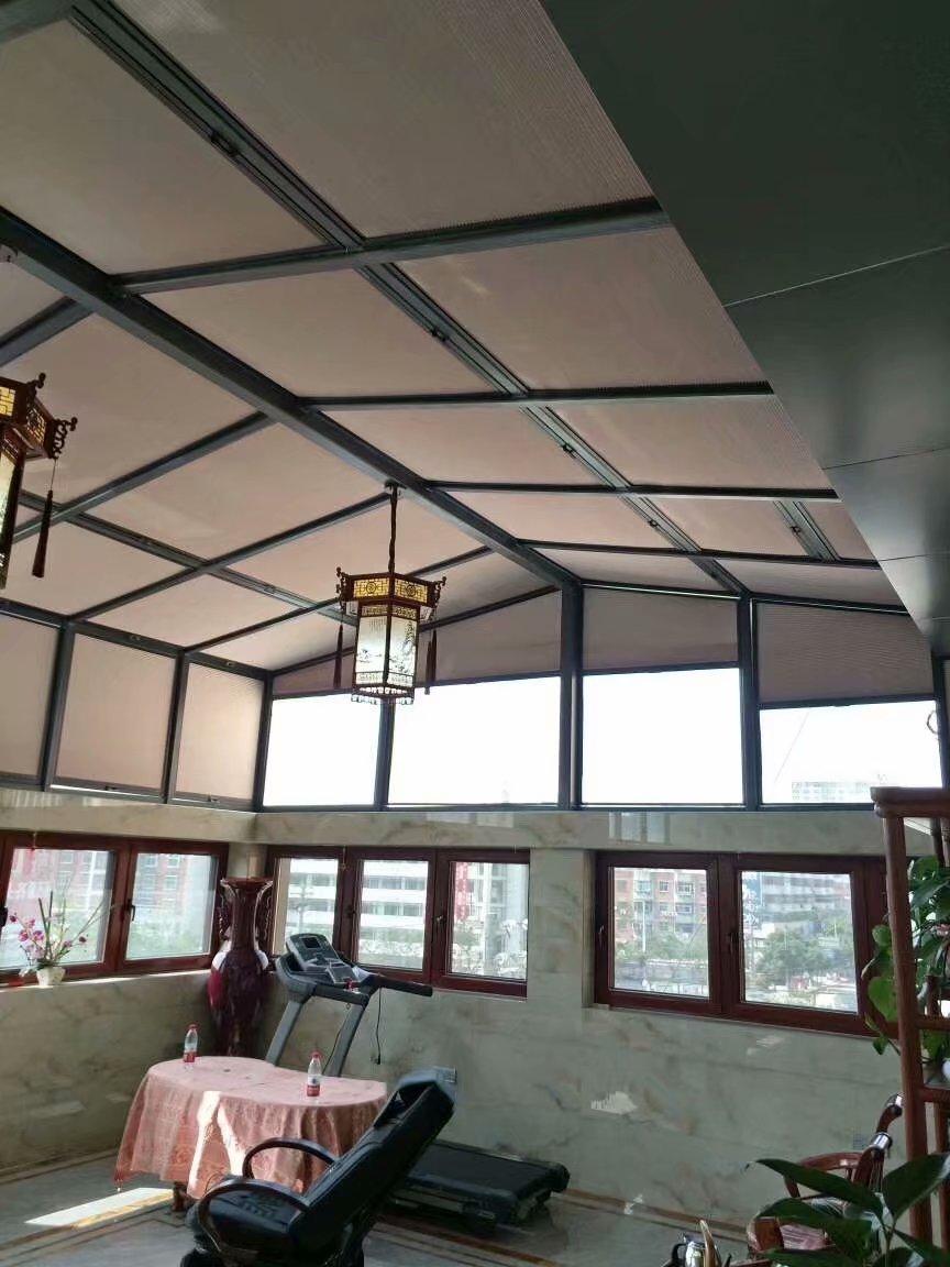 阳台窗帘安装的四个黄金法则