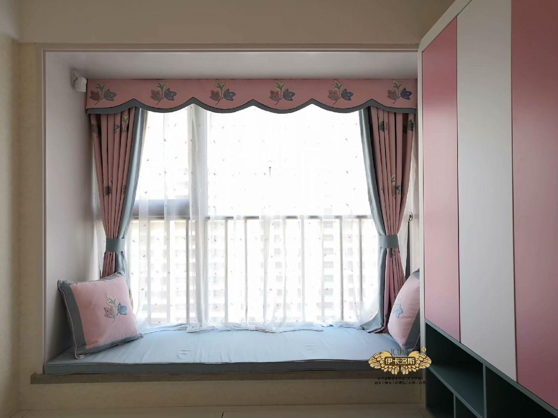 儿童房窗帘怎么选择?