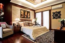 朝南的卧室不适合装饰红色的窗帘