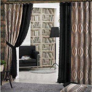 窗纱如何搭配窗帘 窗纱种类介绍