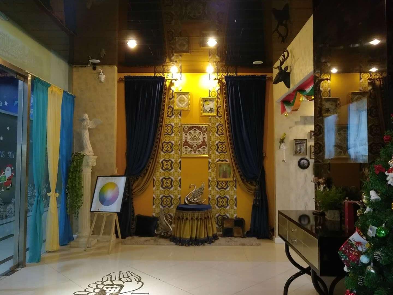 上海哪里有窗帘展厅?