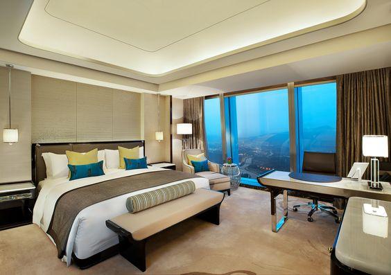 人们喜欢的酒店窗帘是什么样的?