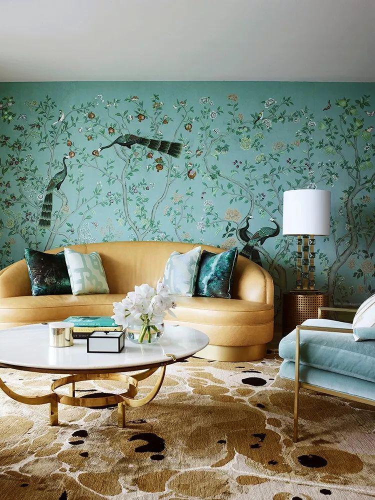 墙饰与艺术画,让空间更加饱满