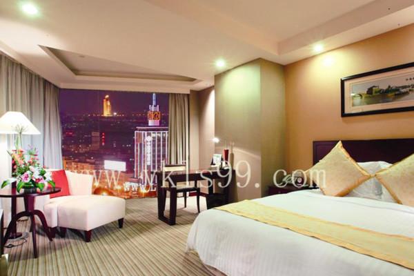 酒店窗帘布艺如何选择定制,酒店窗帘定制,酒店窗帘效果图