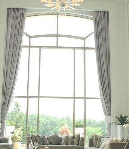 别墅电动窗帘安装注意事项