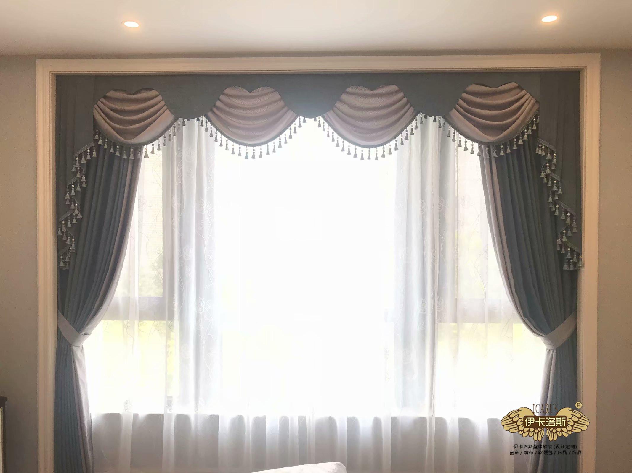 伊卡洛斯软装:阳台窗帘用什么颜色好?如何选?