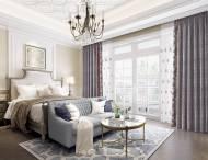 上海窗帘定制最受欢迎的窗帘布料