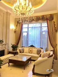 别墅窗帘选什么颜色好看?【伊卡洛斯软装】
