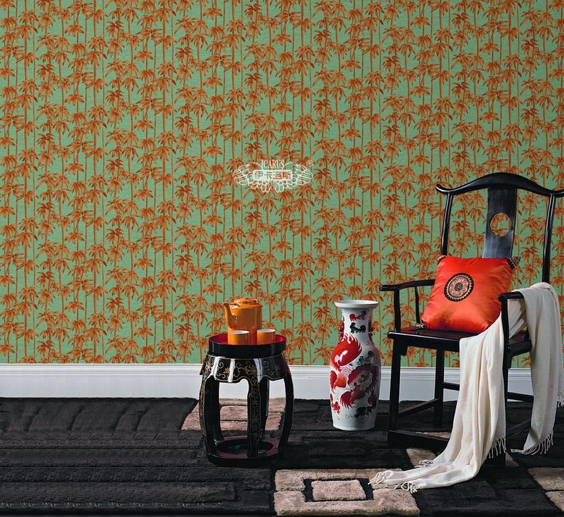中式风格墙纸NA-6-002
