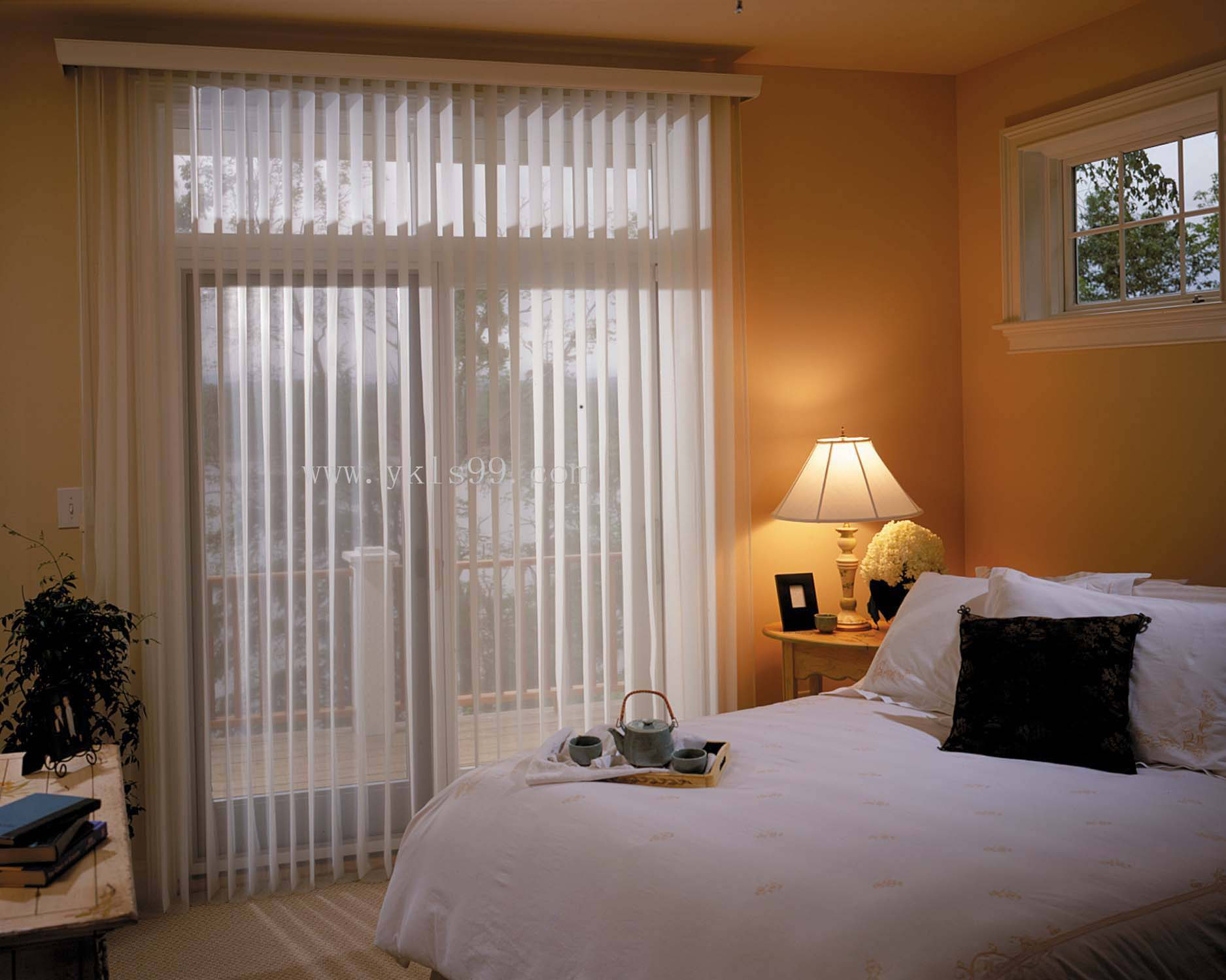 卧室垂直帘 伊卡洛斯设计