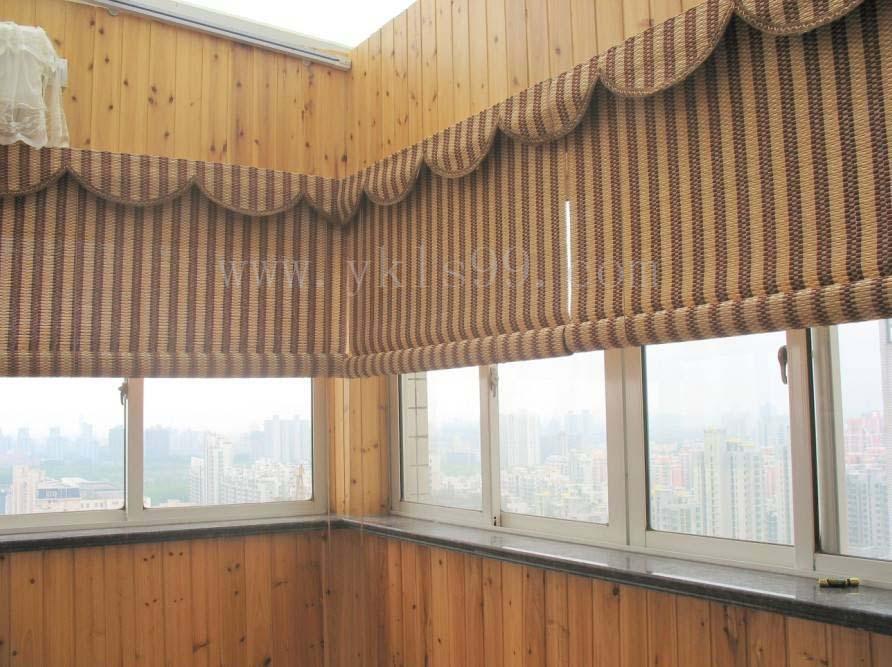 阳台竹窗帘 伊卡洛斯定制