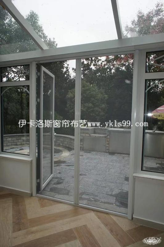 门框隐形纱窗